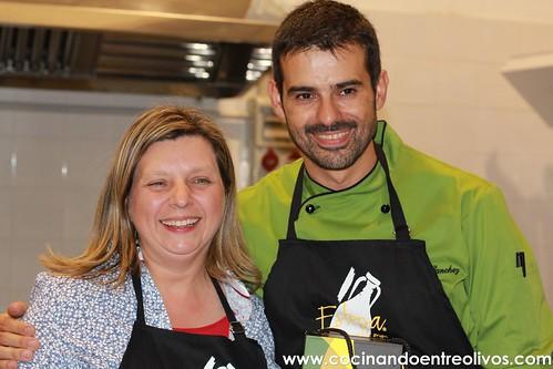 Taller De Cocina Con Enrique Sánchez Y La Denominación De Origen Estepa Cocinando Entre Olivos