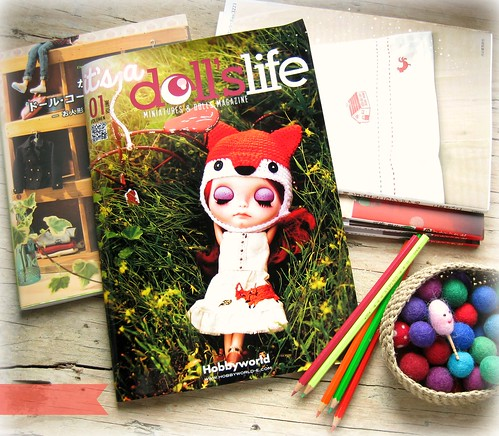 Revista It´s a doll´s life