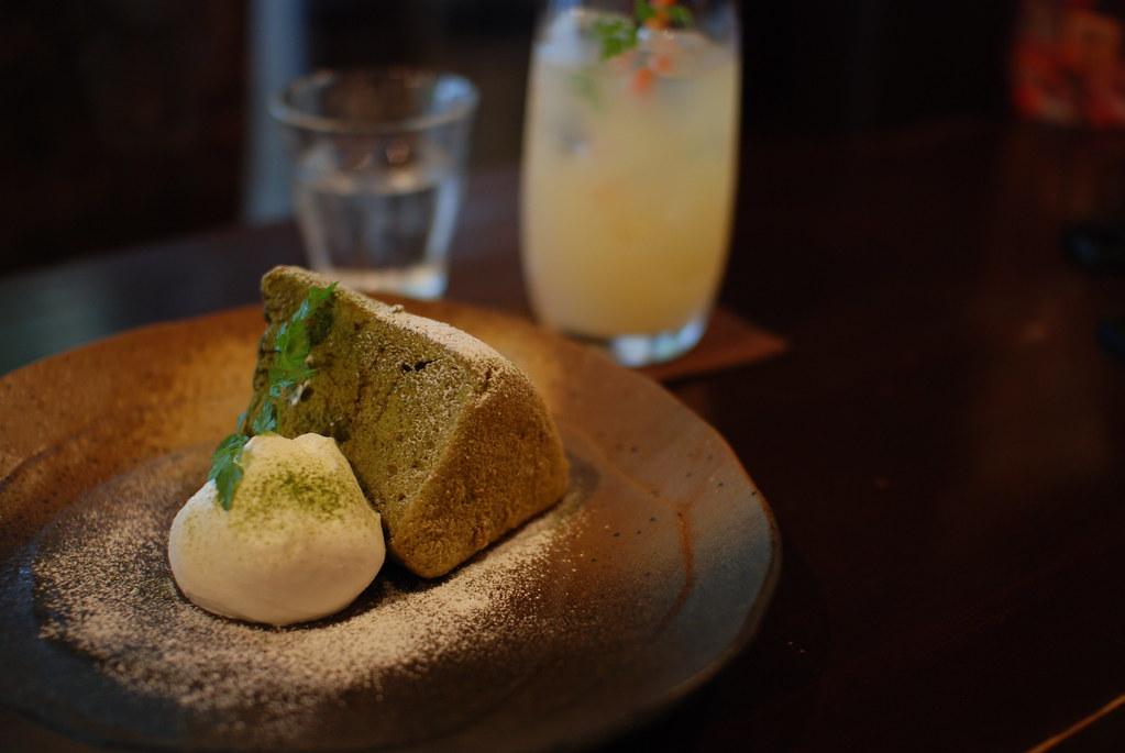 京都「GION_S (ギオン エッセ)」のシフォンケーキ