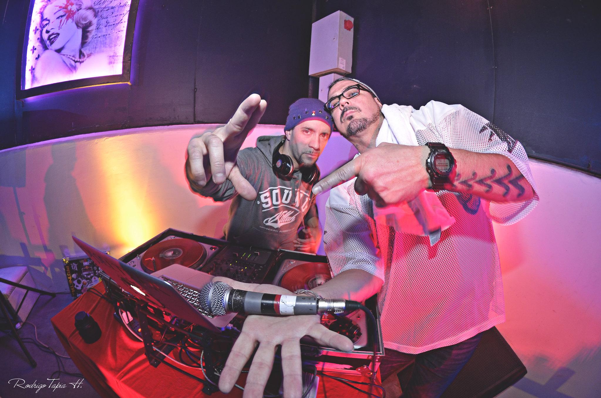 Dj Seltzer & Jimmy Fernandez