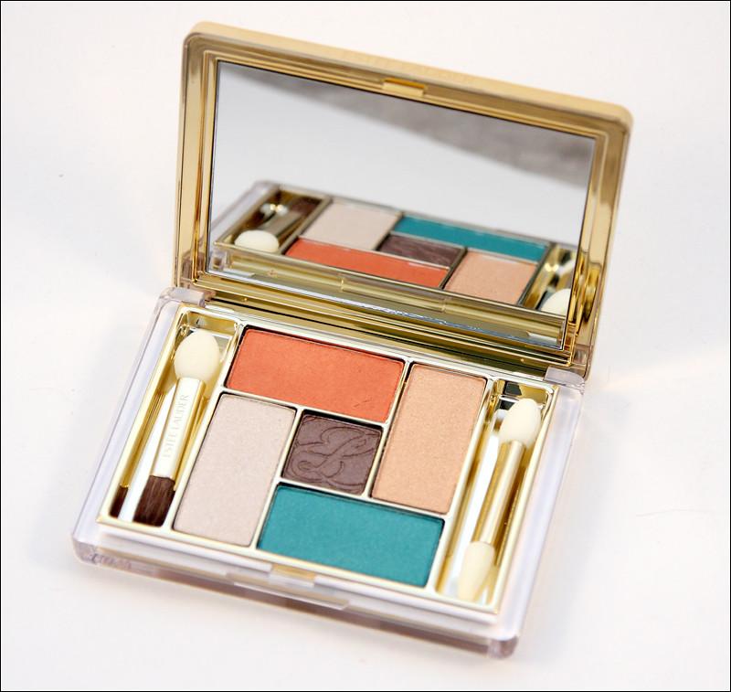 Estée Lauder Batik sun Pure Color Gelée Powder EyeShadow Palette1