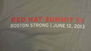 RedHat Summit, Boston