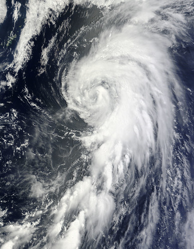 Tropical Storm Yagi in the North Pacific Ocean by NASA Goddard Photo and Video