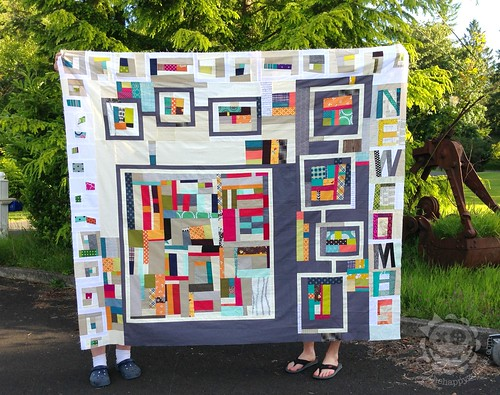 The Traveling Quilts Bee - Round 7