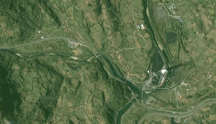 Soto de Ribera, Asturias, central térmica, políganos a go-gó, el abuelo fue picador, antes, urbanismo, planeamiento, urbano, desastre, urbanístico, construcción