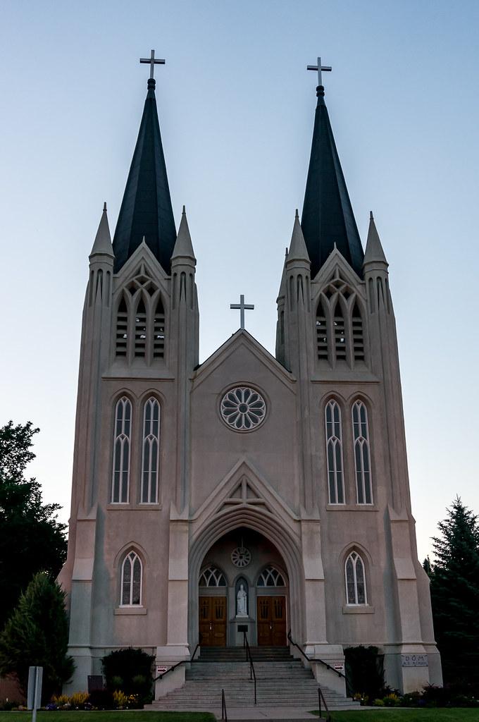 St. Patrick's Roman Catholic Church, Medicine Hat, AB