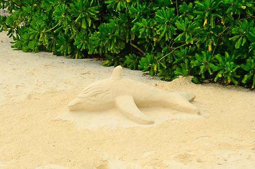 Dophin-Sand