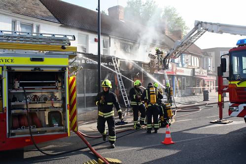 Arson Attack, Dream Lounge Swindon, 13th July 2013 (3)