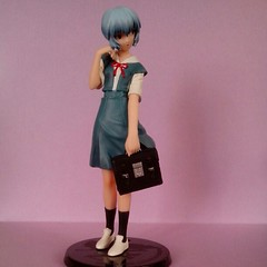 lovely Ayanami Rei figure