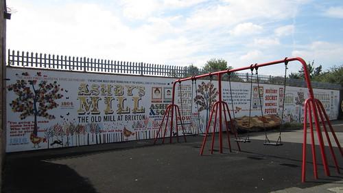 Windmill Gardens Mural