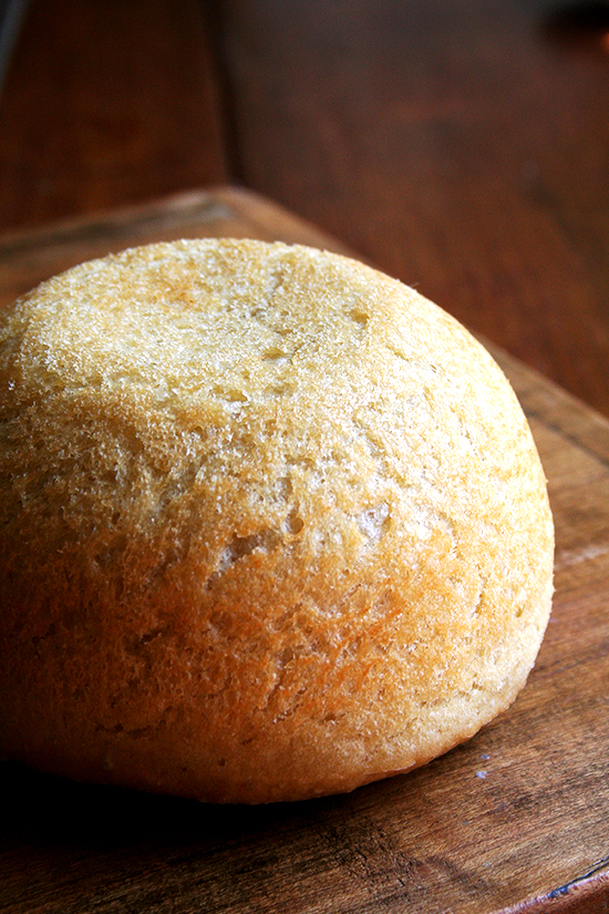 Alexandra S Kitchen Peasant Bread