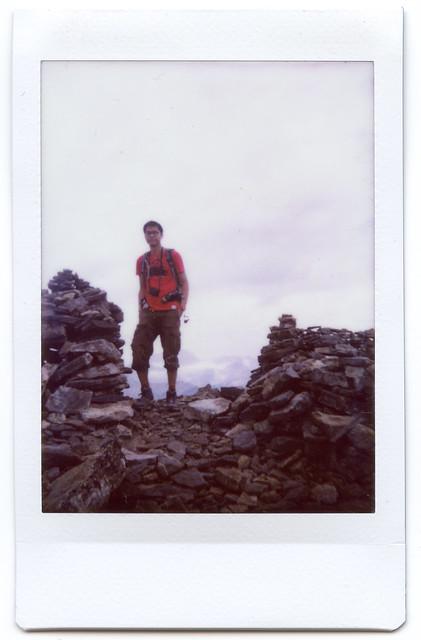 Mt. St. Piran - Instax-2