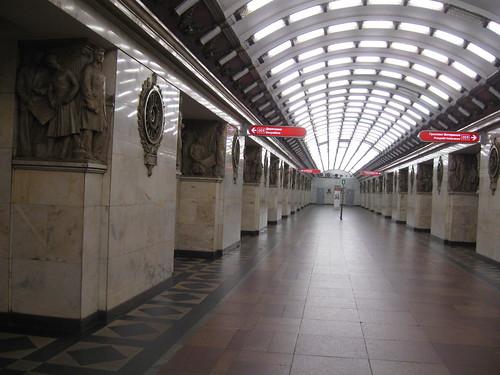станцій метро