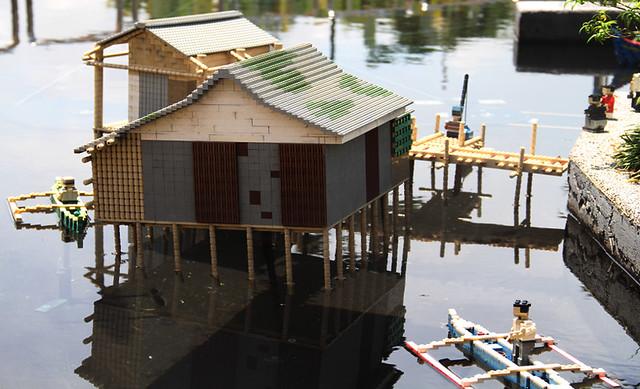 Rumah atas air