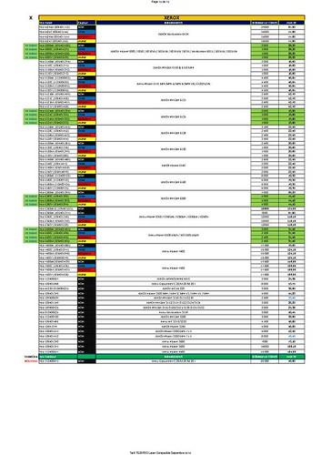 TEDIPRO: Tarif toners compatibles laser SEPTEMBRE 2013 by encuentroedublogs