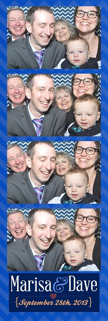 Photo Booth with Gpa Ray & Gma Rhonda