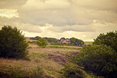 old england house painterly home vintage painting landscape paint belmont farm lancashire moors tones topaz winterhill westpenninemoors topazclean applecrypt