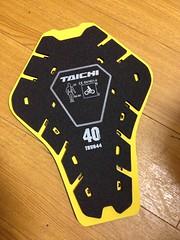 RS Taichi Back Protector
