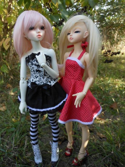 <3 my girls
