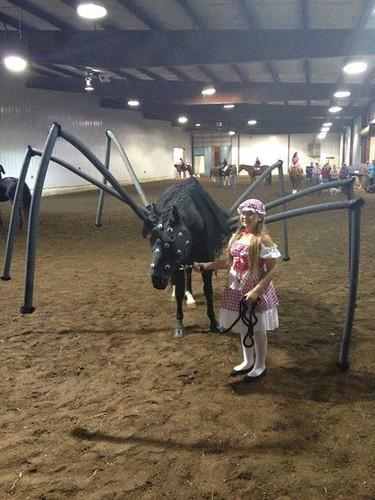 spiderhorse