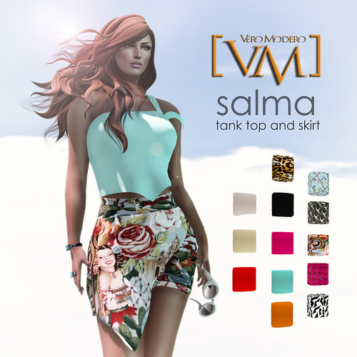 [VM] VERO MODERO Salma Poster All Pattern