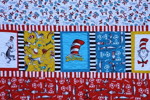 Dr. Seuss Quilt