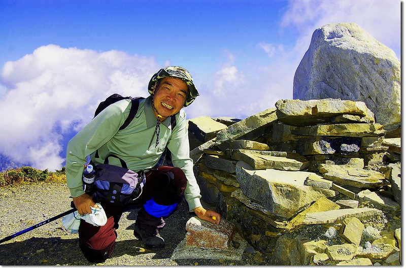 雪山頂(Elev. 3886 m) 5