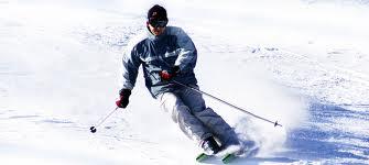 Indoor Skiing op band