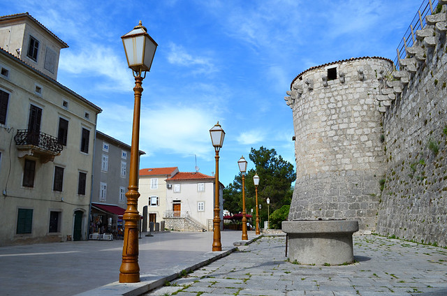 Frankopan Castle, Krk, Croatia