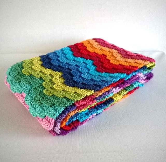 bargello sjaal