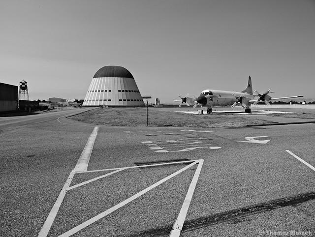 Hangar One - Moffet Field