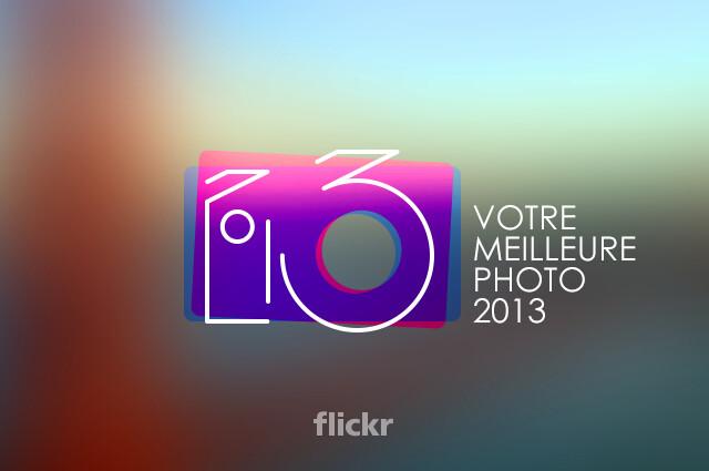 Logo : Votre meilleure photo 2013