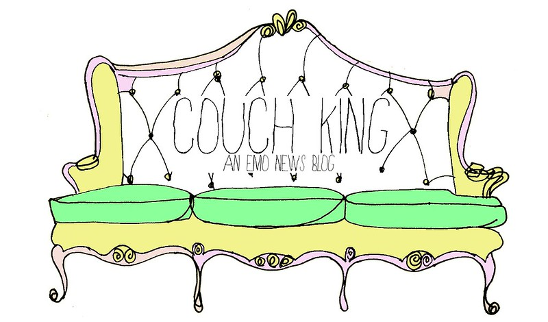 couch king logo green sides