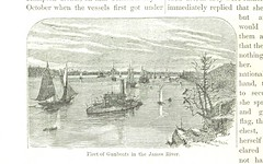 """British Library digitised image from page 402 of """"The Pictorial Book of Anecdotes and Incidents of the War of the Rebellion, civil, military, naval and domestic; embracing the ... events of the great conflict in the United States ... from ... 1830 to the"""