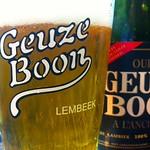 ベルギービール大好き!! ブーン・グーズ Boon Geuze @CRAFT BEER BASE(クラフト ビア ベース)