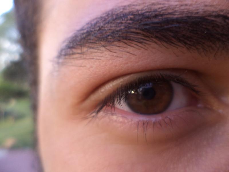 His eyes ♥