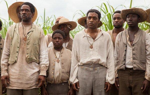 Рецензия 12 лет рабства