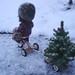 Preparing for Christmas by paula r. pics