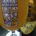 ベルギービール大好き!!サンマルタン・ブロンド Saint Martin Blond