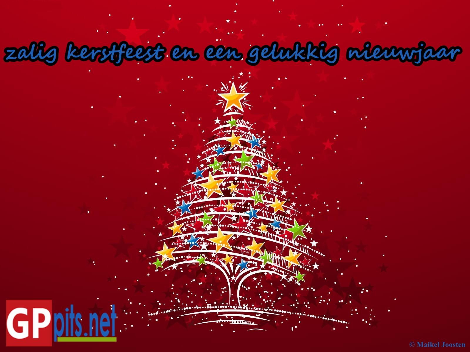 Zalig Kerstfeest En Een Gelukkig Nieuwjaar F1 Pits Mobile