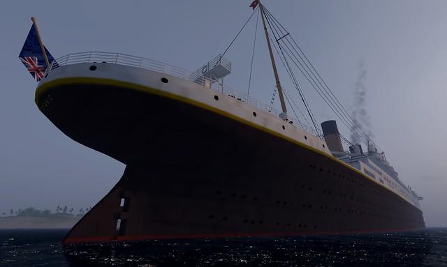 RMS Titanic - 05