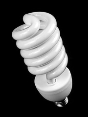 Energy Saving Bulb by William Warby, on Flickr