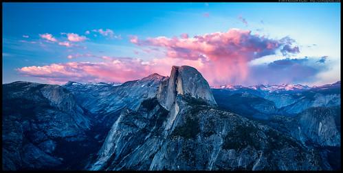 Thunderstruck Yosemite Panorama