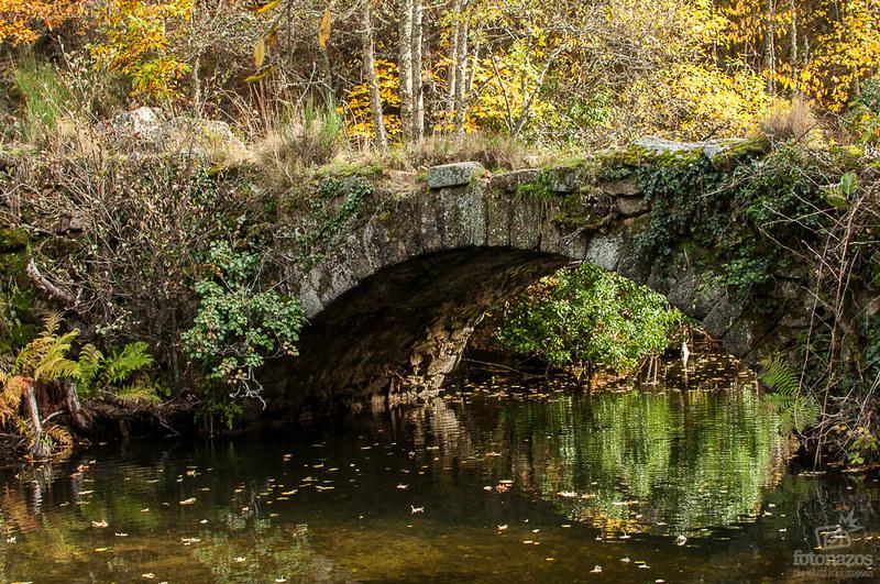 Ruta de Senderismo a Puente Nueva en Candelario