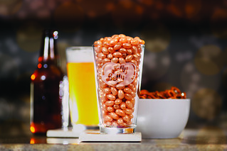 Draft Beer Jelly Belly jelly beans, the world's first beer flavored jelly bean!