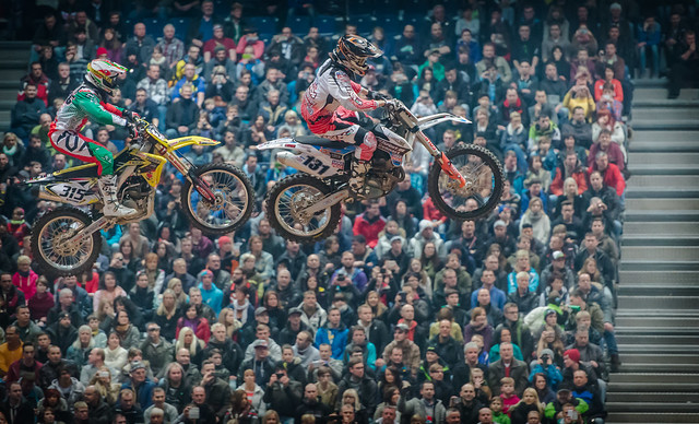 Supercross Leipzig