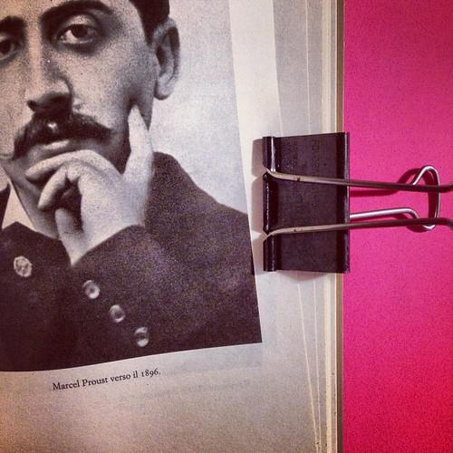 Marcel Proust (prova per una serie)