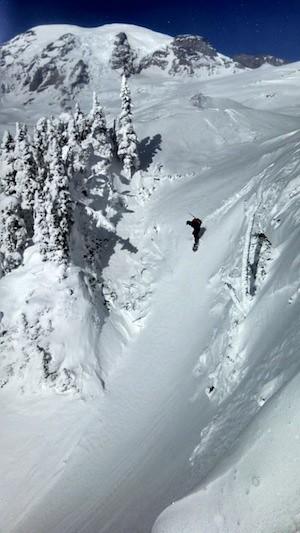 Mt. Rainier, WA 2/4/2014