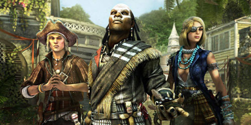 "Assassin's Creed 4: Black Flag DLC ""Guild of Rogues"" out now"