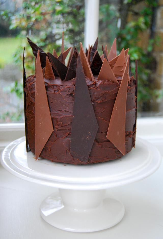 Shard Cake